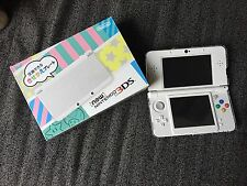 Japanese Nintendo New 3DS Console White System Japan Import Good US Seller