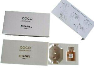 ❤️ CHANEL Coco Mademoiselle  Music Box miniature Perfume☆☆☆☆☆!
