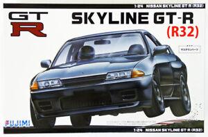 Fujimi Nissan Skyline GT-R32 ID-10 039022 1/24 model car kit