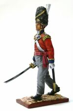 Painted Tin Toy Soldier Grenadier Regiment Officer #3 54mm 1/32