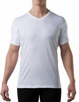 Thompson Tee Hydro-Shield Sweat Proof - Original Fit - Vneck - Men's Undershirt