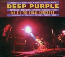 MK 3 The Final Curtain - Deep Purple CD