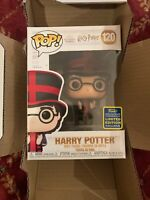 Funko Pop! Harry Potter At World Cup #120 SDCC 2020 Exclusive! MINT! UPS SHIP!