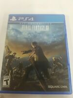 Final Fantasy XV 15 (Sony PlayStation 4, PS4) PS4 Games RPG Disc Only