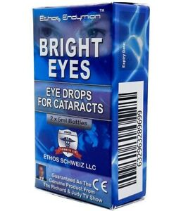 ~~Ethos Bright eyes NAC Eye drops for Cataracts 1 Box 10ml~~ Free Shipping