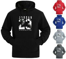 NEW Michael Air Legend 23 Jordan Mens Hoodie Sweatshirts Sportswear Fashion bran
