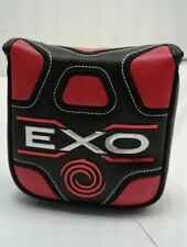 Odyssey Exo Indianapolis S Putter Black/Red SuperStroke 20 Mid Slim
