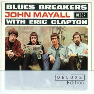 John Mayall with Eric Clapton : Blues Breakers CD Deluxe  Album 2 discs (2006)