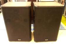 ZECK Club 15/3 PA BOX 1PAAR 3-Wege Boxen 800Watt Monitor Lautsprecher Speaker