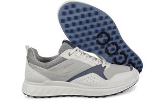 Ecco Golfschuh Herren Golf S-Casual weiß/navy Gr. EU 42 10280451636