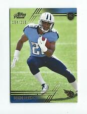 2014 Topps Prime Gold #106 Bishop Sankey Rookie Titans /250