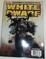 White Dwarf Magazine Lord Of The Rings Fellowship No.272 2002 103114R