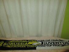 "Dortmund/Juventus Fan Schal ""EUROPEAN CHAMPIONS CUP FINAL BORUSSIA JUVE"""