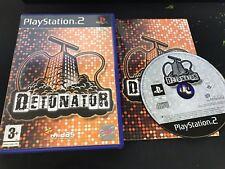 PS2 : detonator