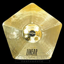 "Wuhan Linear Cymbal 15"" - Video Demo"