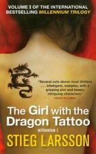 The Girl with the Dragon Tattoo, Stieg Larsson, Very Good, Paperback
