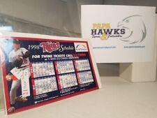 1998 Minnesota Twins Magnetic Fridge Magnet!