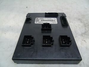 AUDI A4 B8 2008-2012 COMFORT CONTROL MODULE 8K0907063