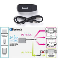 3.5mm USB Empfänger Adapter Dongle Bluetooth Wireless Stereo Audio Musik CAB