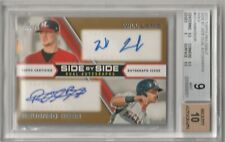 Rougned Odor & Will Lamb 2013 Topps GOLD Pro Debut Dual Auto ~ #'d 9/10 ~ Mint