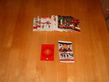 Basic Set of 135 Upper Deck Manchester Utd 2001 - 2002 trading cards ex.cond.