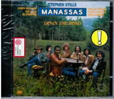 "STEPHEN STILLS MANASSAS ""DOWN THE ROAD"" 1973 CD NUOVO SIGILLATO"