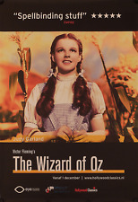 THE   WIZARD   OF   OZ     film    poster.