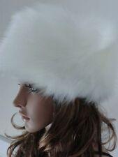 Posh Luxury Ladies Top Quality Faux Fur Glam Hat 2018
