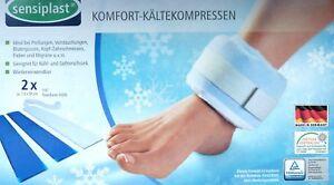 Sensiplast Bandage Kältebandage Fußbandage Handbandage Handgelenk Bandage Kalt