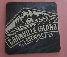 Granville Island Brewing - Vancouver BC Beer Coaster