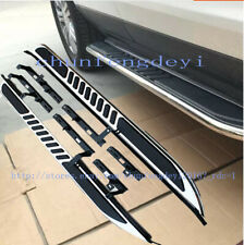 New Style Side Step For Cadillac SRX 10-16 Running Board Nerf Bar Aluminum 1set