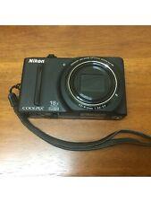 Nikon COOLPIX S9100 Digital Camera - Great Condition