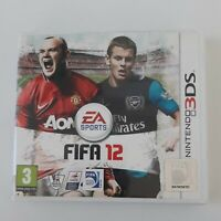Nintendo 3DS FIFA 12 Pre Owned