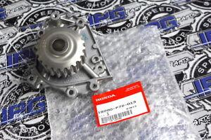 OEM Honda Water Pump for Acura Integra GSR B18C B18C1 & Type R ITR B18C5 B18C6
