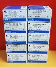 OMRON TL-X10MC1-P1L PROXIMITY SWITCH