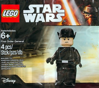 LEGO • STAR WARS First Order General Polybag 5004406 NIB NEW SEALED RARE BLISTER