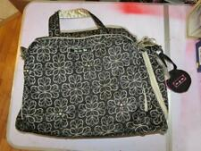 Ju Ju Be BFF Diaper Bag EUC Black and Gold