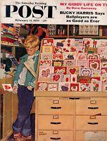 1956 Saturday Evening Post February 11 - Knob Creek Farm KY; Today show; S D Zoo