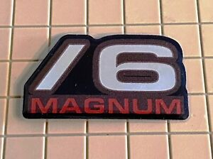 Slant Six - /6 MAGNUM, Emblem, Decal
