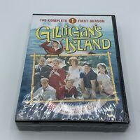 Gilligans Island - The Complete First 1st Season (DVD, 2012, 6-Disc Set) NEW
