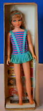 Mattel Outlet Store 1968 TWIST N TURN TNT SKIPPER Near MIB Titian Vintage Barbie