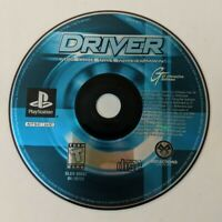 Driver (Sony PlayStation 1, PS1, 1999) * Disc Only * Tested - FREE SHIPPING