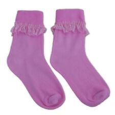 Ropa de niña de 2 a 16 años rosa con algodón