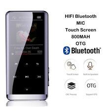 32Gb Lossless Sound Bluetooth Mp3 Player Hifi Music Voice Recorder Fm Radio