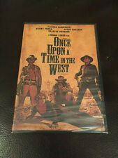 Once Upon A Time In The West Sergio Leone Dvd Brand New Sealed