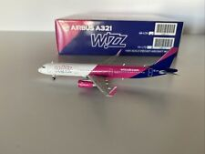 Wizzair Airbus A321 With Sharklets HA-LTA LH4112 JC Wings 1:400