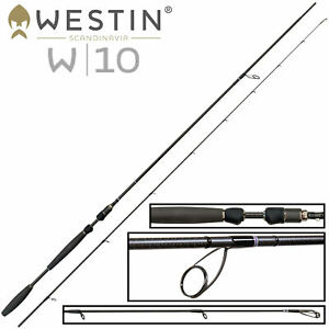 """Westin W10 Spin 10'2"""" 305cm MH 10-34g Meerforellenrute, Angelrute, Raubfischrute"""