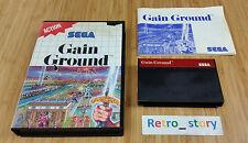 SEGA Master System Gain Ground PAL