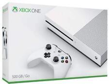 Microsoft Xbox One S Konsole 500GB Weiß