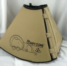 Four Paws All Four Paws Comfy Cone med/LNG- Color TAN
